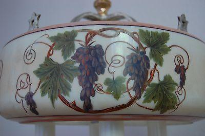 Art Deco Lightolier Grape Cluster Chandelier Pendant 4