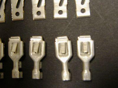 64-74 Mopar A B E C Body Cuda 14-16 Gauge Male Female Wiring Harness Terminals