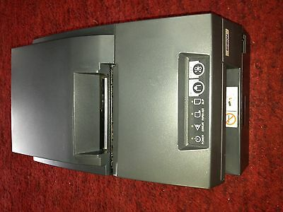 Charcoal C31C283A8821 USB Epson TM-U675 POS Dot Matrix//Impact Receipt Printer