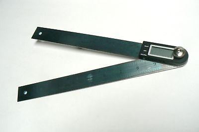 """iGaging 14"""" Digital Protractor Goniometer Miter Gauge Electronic Angle Finder 4"""