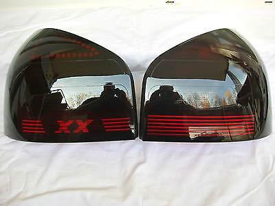Schwarze Rückleuchten Lasierung / Lasur / Lasieren Ihrer Audi A3 8L Rückleuchten