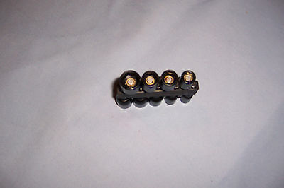 NEW WARRIOR 9 PIECE SAE MAGNETIC QUICK RELEASE NUTSETTER HEX SHANK FOR DRILL