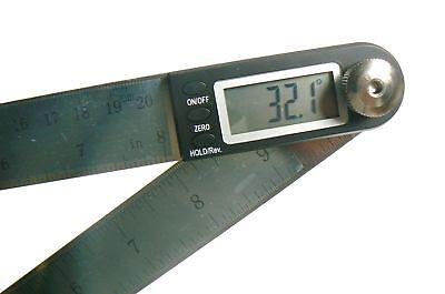 """iGaging 14"""" Digital Protractor Goniometer Miter Gauge Electronic Angle Finder 5"""