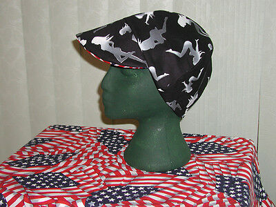 Hat 4 Working Men $7.50 each Girls of Summertime Red/'s American Made Welding