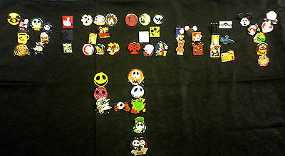 Disney Pin 200+2 Pins Free, Mixed Lot Fastest Ship 2 Usa 125-150 Different Wow 4