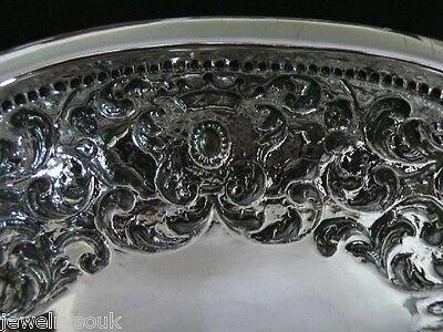 Antique Dutch Solid Silver Brandy Bowl