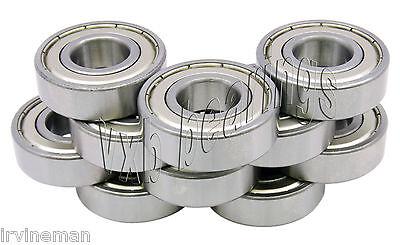 10mm Bore//ID x 26mm Diameter 10 Bearing Sealed VXB