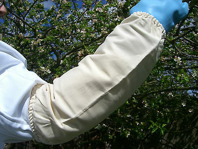 Beekeeping ARM PROTECTORS / SLEEVES / GAUNTLETS