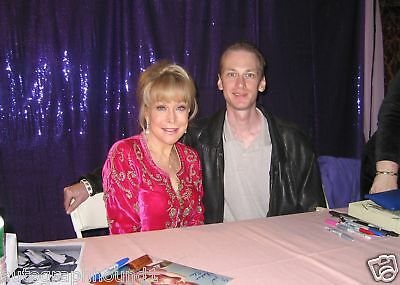 Barbara Eden Signed Autographed I Dream Of Jeannie Color Photo 2