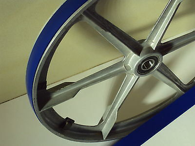 """Delta 28-195  Blue Max Urethane Band Saw Tires For 10"""" Delta  28-195 Band Saw 3"""