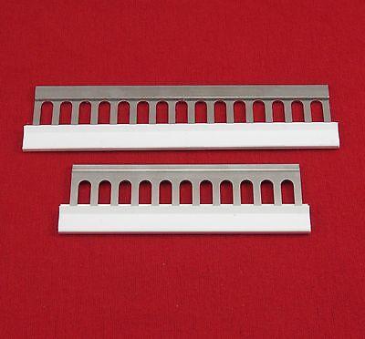 hanger cast-on-combs 7.0mm 2x 30er Anschlagkamm Einhängekämme Strickmaschine