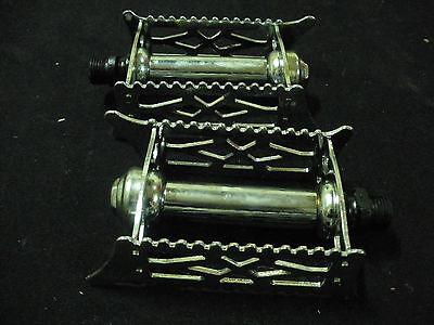 Vintage NOS UNION pedal dust caps Germany 1 pair