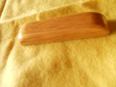 Acoustic Bass Thumb Rest No Drill No Tape THUMBY by BONK!