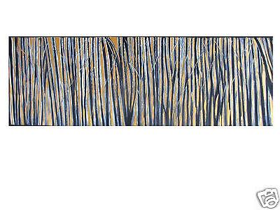 2100mm huge original Art Painting COA Australia abstract not aboriginal 4