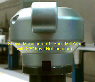 Best Fly Cutter for Bridgeport Mill CNC Mill and Boring Mill See Video 3