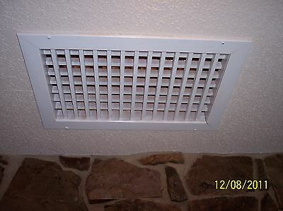 Made To Your Size Large Wood Floor Grate  Wall Register Floor Vent Airflow 4