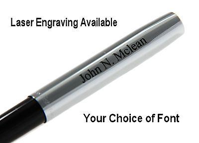 Fisher Space Pen #S251-BLUE / Apollo Series Pen in Blue & Chrome 5