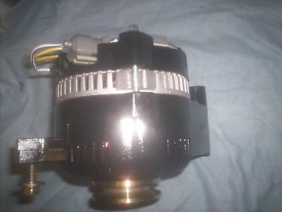 FORD BRONCO MUSTANG ONE WIRE 3G Small Body ALTERNATOR 160 HIGH AMP 1965 1978 3
