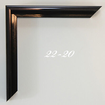 Sectional Metals Nielsen 117-58 Indigo Custom Cut Picture Frame