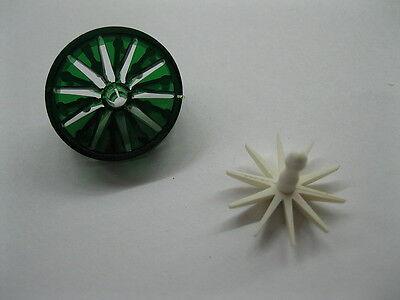 Pinball Machine Star Roll Button Housing /& Star Roll Over Insert Assembly