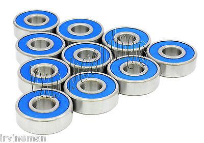 "2 PCS 440c CERAMIC S.Steel Bearing ABEC7 3//8/"" x 5//8/"" x 5//32/"" SR1038-RS R1038"