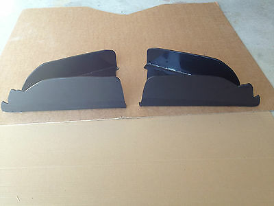 "Polaris Ranger 900 XP Front A arm Stick guards 1//4/"" HDPE skid 2013-19"