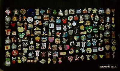 Disney Trading Pins-Lot of 25-No Duplicates-LE-HM-Rack-Cast-Free Shipping-A 4