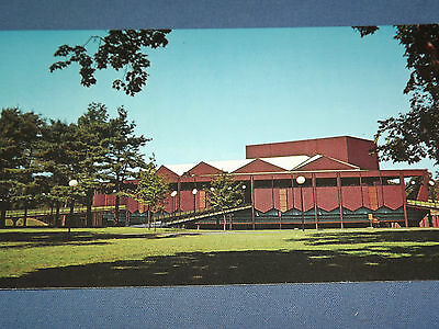 Vintage Performing Arts Center Saratoga Springs    New York   Postcard 4