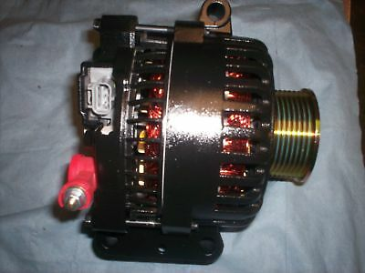 HIGH AMP 2005-03 Ford F Series Pickup DIESEL Alternator Excursion 6.0L HIGH OUTP 3
