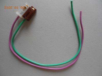 AMC/JEEP INLINE 6 232-258 6 CYLINDER HEI DISTRIBUTOR +RED Plug Wires USA CJ5 CJ7 2