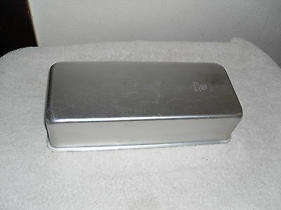 Your Choice Vintage Meat Loaf/ Baking Pans. Ekco, Sears Aluminum, Farberware