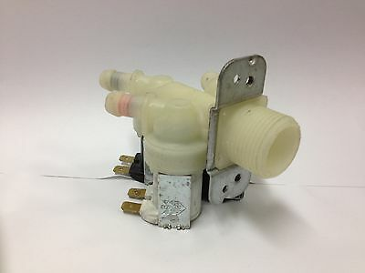 GENUINE NEW ASKO  Washing Machine Cold Water Inlet Valve W600 W6011 W6021