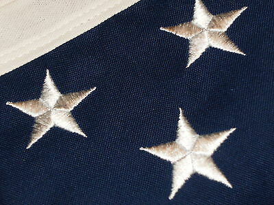 Valley Forge American Flag 3'x5' sewn Koralex II -Proudly Made in the USA 2