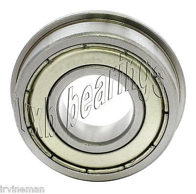 "SLOT CAR Flanged 3//32/""x 3//16/"" inch Miniature Ball Shielded Radial Ball Bearings"