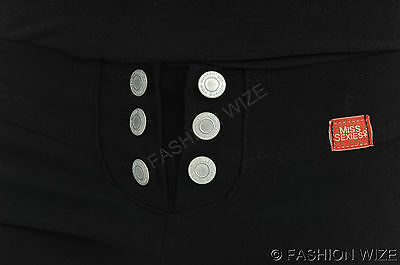 Girls School Trousers Sizes 6 8 10 12 14 16 Ages 7-8 9-10 11-12 13-14 15-16 6