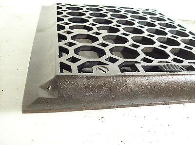 """5-fin honeycomb heating grate 8"""" x 10"""" insert (G 368) 4"""