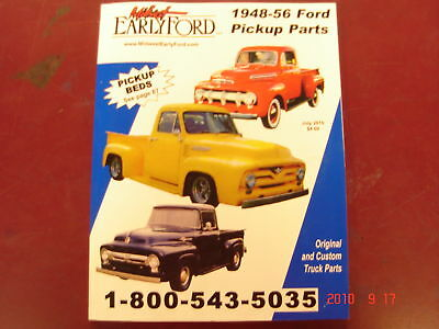 1956 Ford F-100 F100 Pickup Truck Bed Wood. Red Oak. 8 board kit