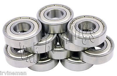 10 5x8x2.5 ABEC-5 5mm//8mm//2.5mm Stainless Miniature Steel Ball Ball Bearings
