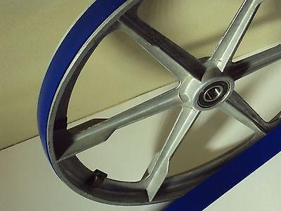 Blue Max Urethane Band Saw Tire Set/ Replaces Delta Part 1345013  / 2 Tire Set 2