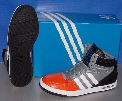 MENS ADIDAS COURT ATTITUDE in colors ORANGE RUNNING WHITE