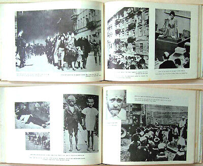 1965 Jewish SIGNED BOOK Holocaust EICHMANN TRIAL Nazi WAR CRIMES Israel HEBREW 8