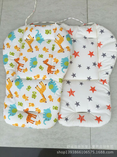 Baby Stroller Cushion Soft Infant Car Warm Pad Kids Cart Seat Liners Chair Mat 3