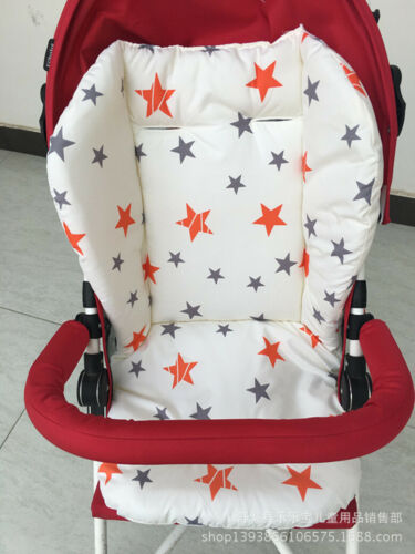 Baby Stroller Cushion Soft Infant Car Warm Pad Kids Cart Seat Liners Chair Mat 5