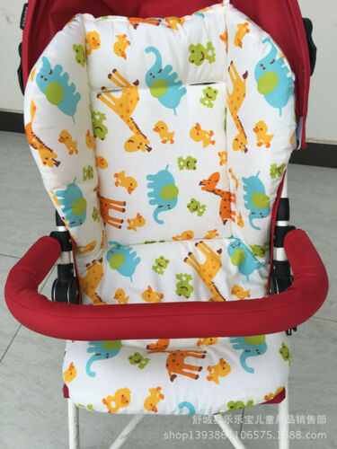 Baby Stroller Cushion Soft Infant Car Warm Pad Kids Cart Seat Liners Chair Mat 6
