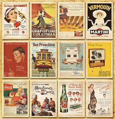 Lot of 32 Postcard Vintage Slogan Poster Photo Picture Poster Post Cards 3
