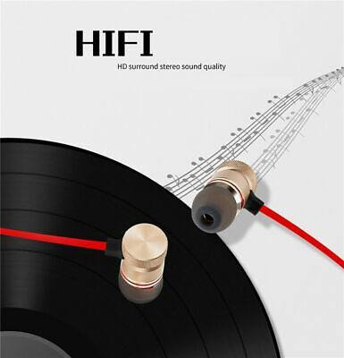 Bluetooth Headphones Magnetic Wireless Stereo Earphones for iPhone Samsung HTC 9