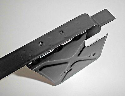 Puch Monza 4 SL 6 SL MOGA Gummi Bremsleitung 685mm Made in Germany NEU