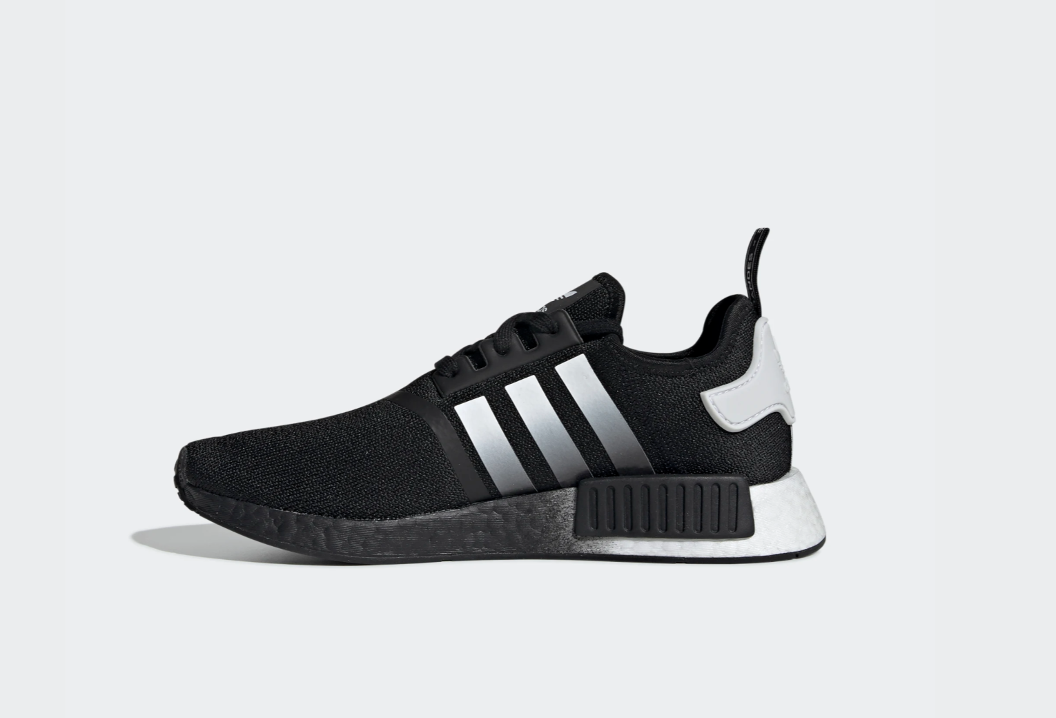 New Adidas Nmd R1 Shoes Faded Eg7399 Core Black Cloud White