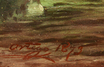 Francisco Javier Ortego Y Vereda Peintre Espagnol Tableau Scene Galante Espagne Eur 1 199 93 Picclick Fr