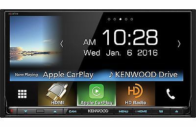 NEW KENWOOD DMX7704S Apple Car Play Android Auto Bt / Spotify + Free  Sxv300V1